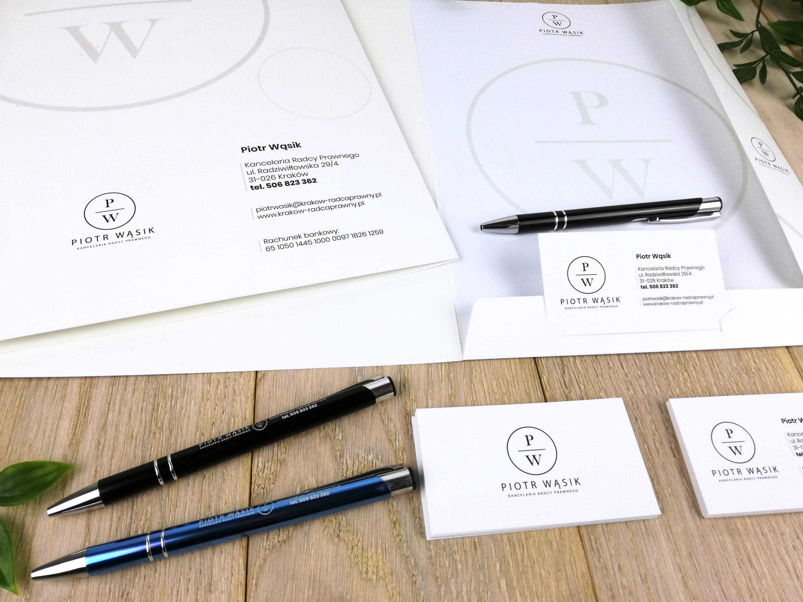 Realizacja reklamy Radca Prawny Piotr Wąsik