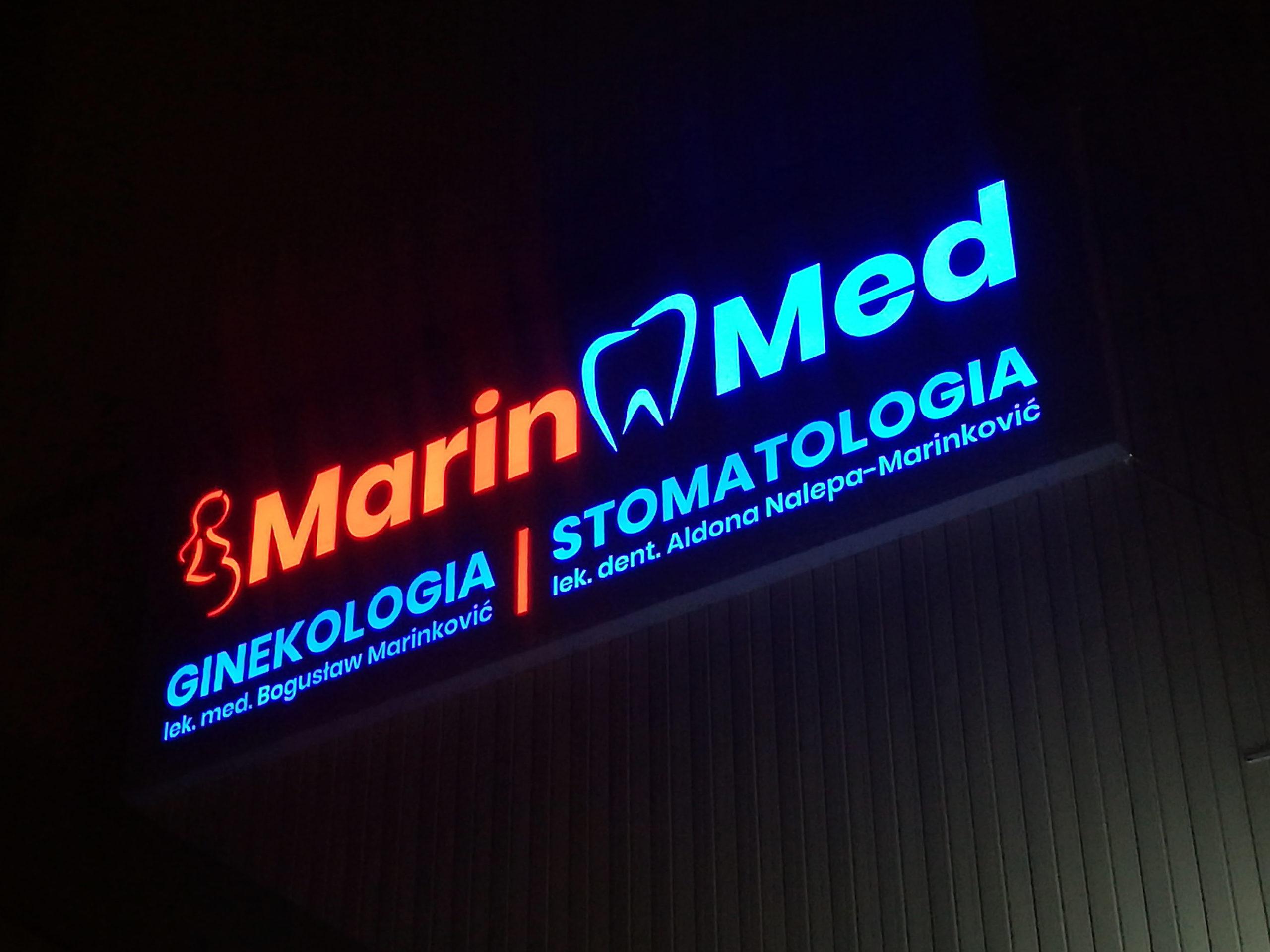 Realizacja reklamy MarinMed