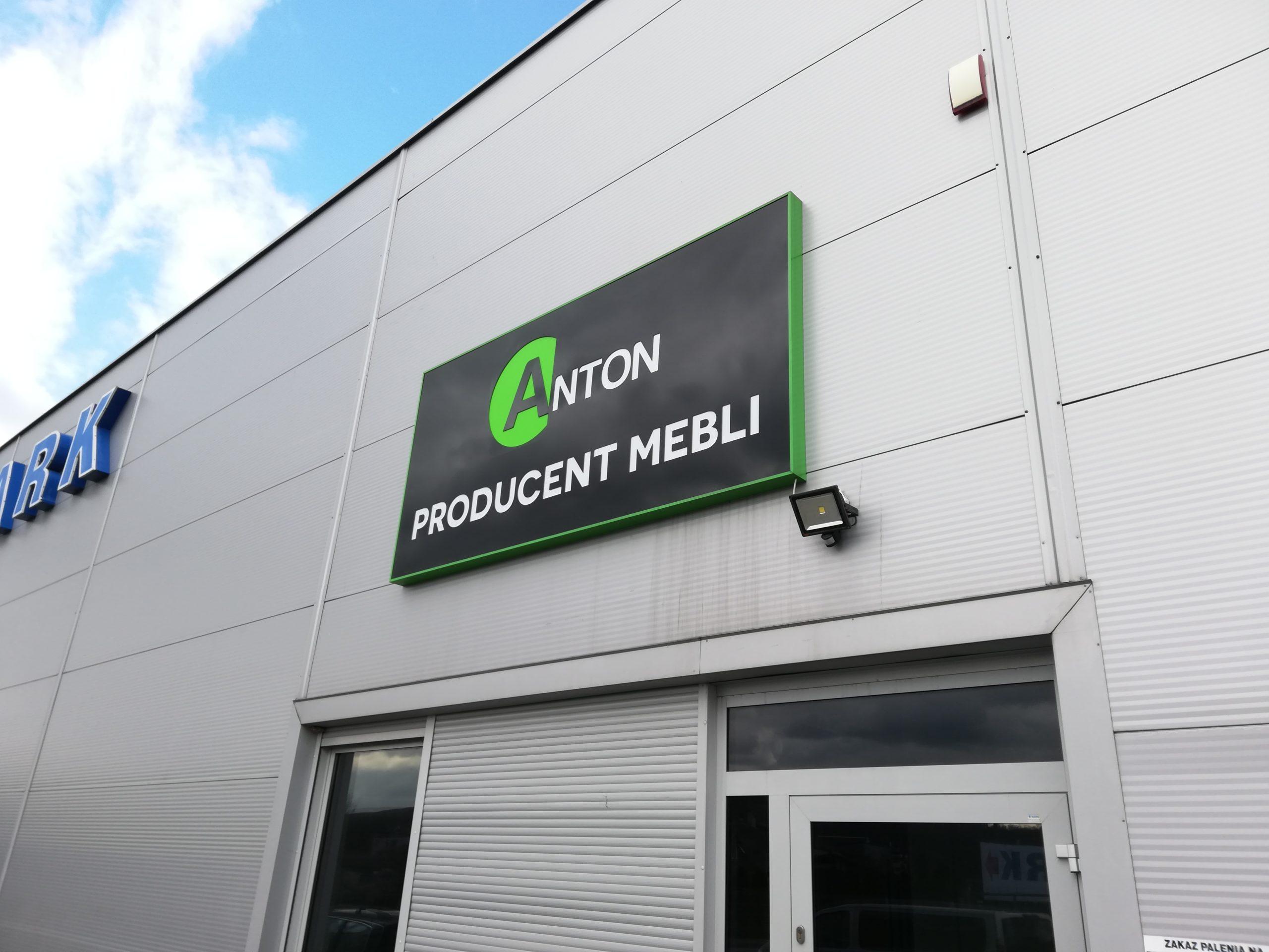 Realizacja reklamy Anton
