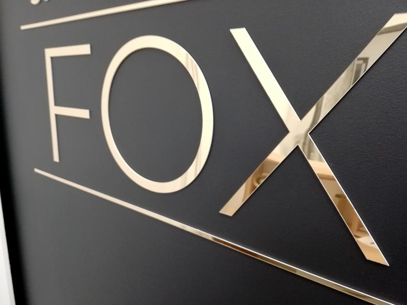 Realizacja reklamy Salon Urody FOX