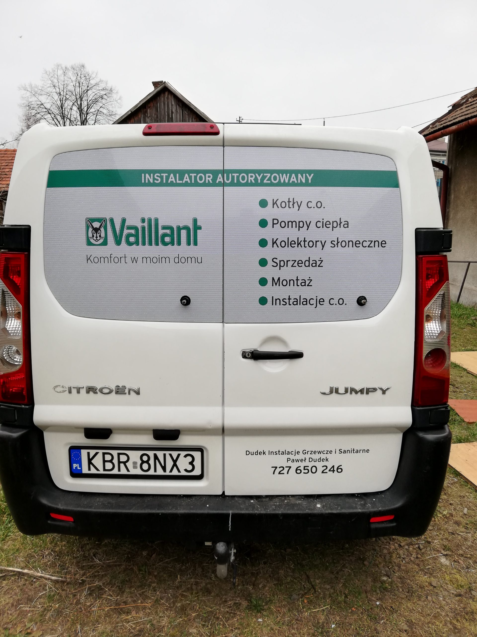 Realizacja reklamy Vaillant